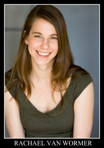 Rachael Van Wormer in the role of Spencer McCullough
