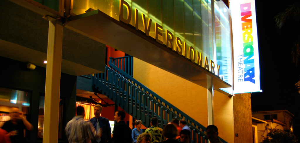 Diversionary Theatre in University Heights, San Diego. LGBT Theatre. Learn about our mission.