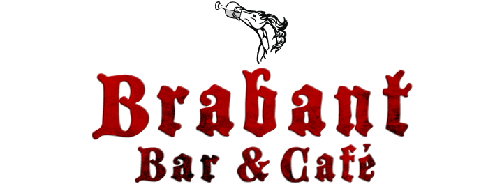 "Our ""She-Rantulas"" Event Partner : Brabant Bar & Cafe"