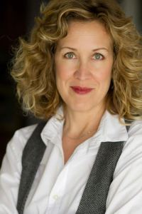 Shana Wride in the role of Nanny/Kate/Principal