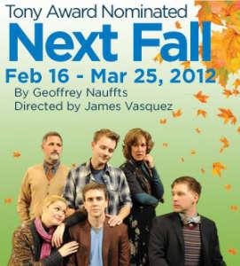 Next Fall at Diversionary 2012