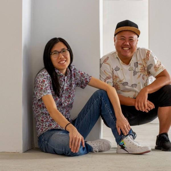 Kit Yan and Melissa Li