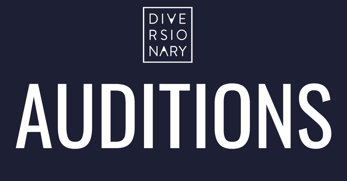 Auditions at Diversionary Theatre in San Diego, California