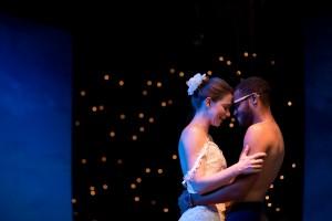 Rachael VanWormer & John Wells III - Photo by SIMPATIKA